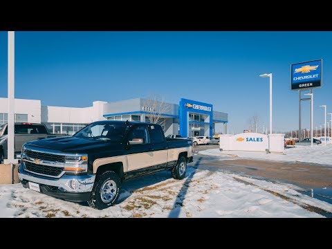 "2018 Chevrolet ""Big 10"" Silverado 