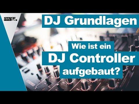 Wie ist ein DJ Controller aufgebaut? - Grundlagen Tutorial | stage.basic