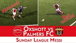 The Worst Offside Decision EVER?!   Oxshott Vs Palmers FC   Sunday League Messi