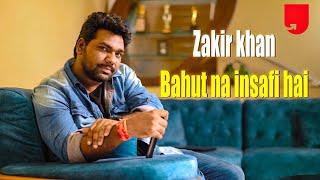 Bahut Na-Insaafi Hai | Zakir Khan | upGrad