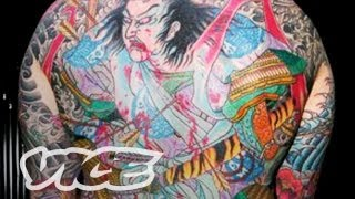 Traditional Japanese Tattooing With Chris ODonnell