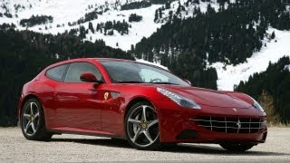 Мегазаводы. Производство - Ferrari-FF.