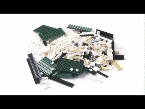 Vidéo LEGO Architecture 21009 : Farnsworth House