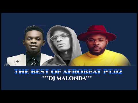 Naija Afro Dancehall Reggae 2019 Mixed by Dj Malonda ft Davido
