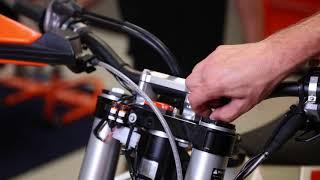 KTM AER 48 Air Fork Setup - Cycle News