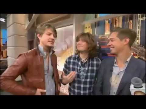 Windy City Live Hanson 2-Minute Warning 4/13/12