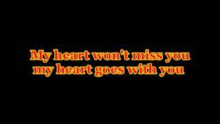 Johnny Cash-Happiness Is You (Lyrics)
