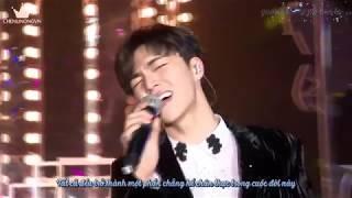 [Vietsub + Kara] Trần Lập Nông - Anh Là Của Em (Live) | 《我是你的》 - 2018 Birthday Party
