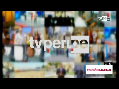 TVPerú desplegó equipos y realizó cobertura descentralizada de las Elecciones Congresales 2020