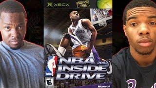 FOURTH QUARTER JUICE? - NBA Inside Drive 2002   #ThrowbackThursday ft. Juice