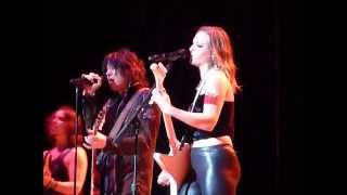 "Halestorm & Tom Keifer ""Nobody's Fool"" York Fair, York, PA 9/7/13 live concert"