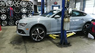 First Things I Have To Do On My Audi RS7!