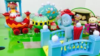 IN THE NIGHT GARDEN Playmat Toy Set Opening!