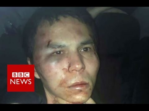 Istanbul Reina nightclub attack suspect 'trained in Afghanistan'  - BBC News