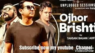 Ojhor Brishti by Balam (cover) by Tahsan & Balam | Trinity Acoustic Session