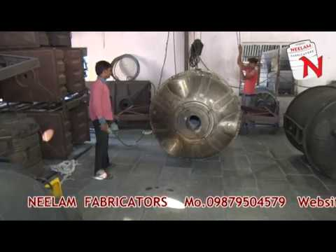 Rock and Roll Moulding Machine