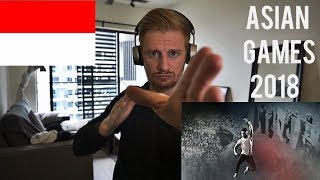 Meraih Bintang - Via Vallen - Official Theme Song Asian Games 2018 // INDONESIAN MUSIC REACTION