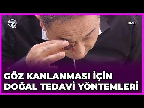 Dr. Feridun Kunak Show | 3 Ocak 2019 | Göz Kanlanması İçin Doğal Tedavi Yöntemleri