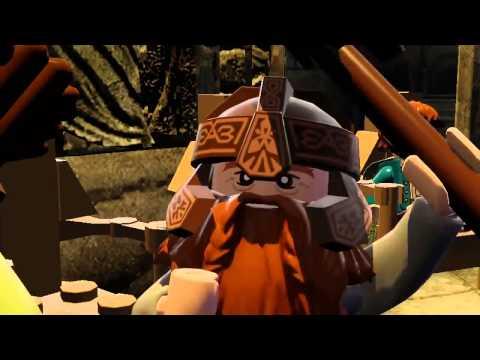 Видео № 0 из игры LEGO Властелин Колец (Б/У) [DS]