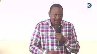 Handshake is not meant to make leaders ascend to power but to broker peace, unity for Kenya - Uhuru
