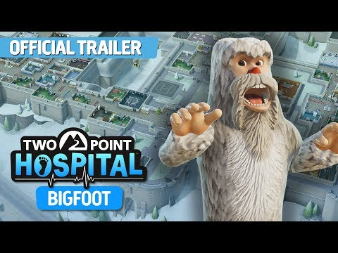 Two Point Hospital: Bigfoot DLC - Official Trailer [ESRB] thumbnail