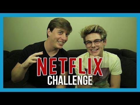 The Netflix Challenge! ft. Mikey Murphy | Thomas Sanders