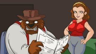 My Bear Tibbers [League Of Legends]