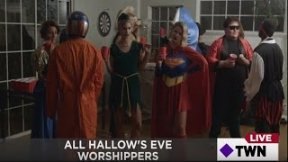 Writer/Director/Producer - War On All Hallow's Eve!