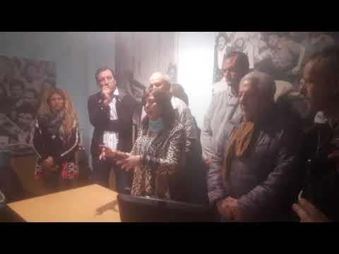"""VIDEO Batakis en el PJ platense: """"La única meta del gobierno es bajar los salarios"""""""