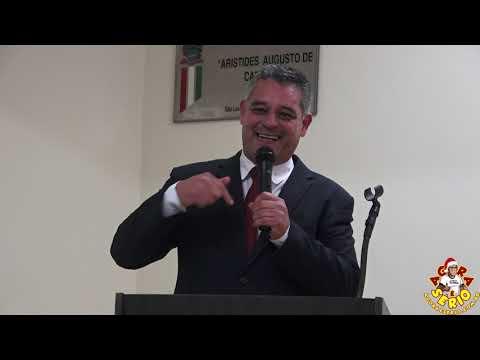 Vereador Clodoaldo na Tribuna em Sls no dia 12 de Dezembro 2018