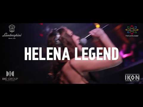 Top Female DJ Helena Legend Performance After Movie