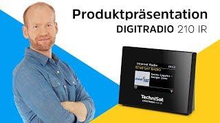 DIGITRADIO 100 IR | Produktpräsentation | TechniSat