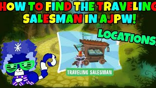 How To Find The Traveling Salesman In AJ Play Wild!