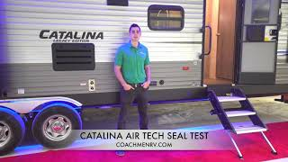 Catalina Feature Spotlight: Air Tech Seal Test 2019
