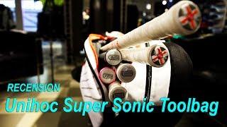 Ännu en recension denna gången av Unihocs nya toolbag SuperSonic