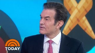 Dr. Oz Explains Intermittent Fasting   TODAY