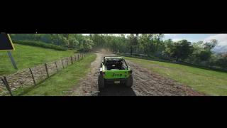Forza Horizon 4 Is Pretty Good In 32:9