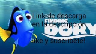 Descargar Buscando A Dory Finding Dory En Español MEGA