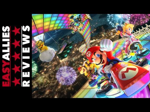 Mario Kart 8 Deluxe - Easy Allies Review - YouTube video thumbnail