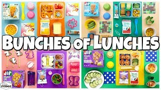 MYSTERY Kids Choice Lunches🍎Bunches of Lunches