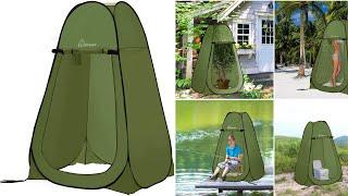 Mein Outdoor Equipment #01 - WolfWise Pop up Toilettenzelt Umkleidezelt