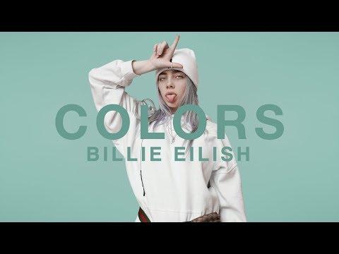 Billie Eilish - idontwannabeyouanymore | A COLORS SHOW