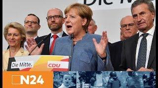 Prognose Und Hochrechnung: So Hat Deutschland Gewählt