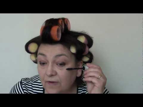 Ogrzać środek ochronny dla włosów do prasowania