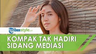 Kompak Tak Hadir dalam Agenda Mediasi, Putri Una dan Irsan Ramadan Mantap Bercerai?