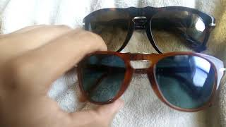 Comparing the Persol 649 and the 714! [Persol 649 vs 714]