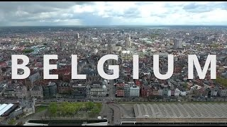 What do to in BRUGES, GHENT, and ANTWERP BELGIUM by Travel Dudes w/ Greg Snell