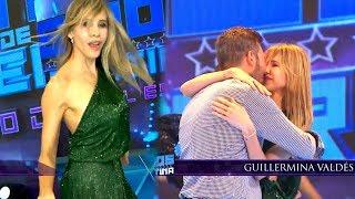 Así entró Guillermina Valdés para sustituir a Valeria Lynch
