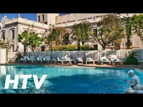 Hotel Balneario Prats en Caldes de Malavella