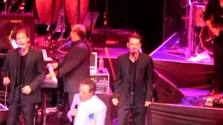 Frankie Valli & The Four Seasons - Big Girls Don't Cry Live in Concert 2013